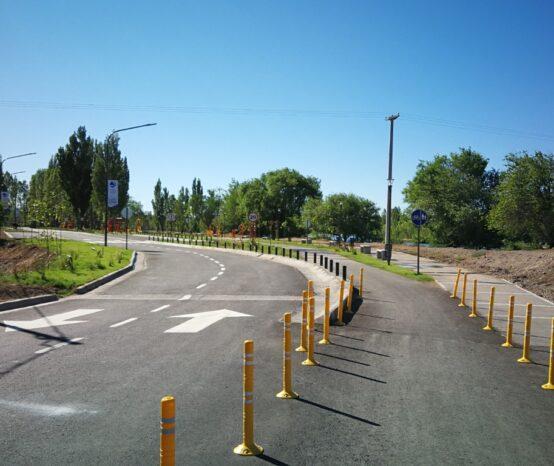 Se inauguró el Paseo Costero Limay Oeste