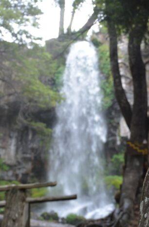VIDEO: Un paseo único por las Cascadas del lago Ñorquinco